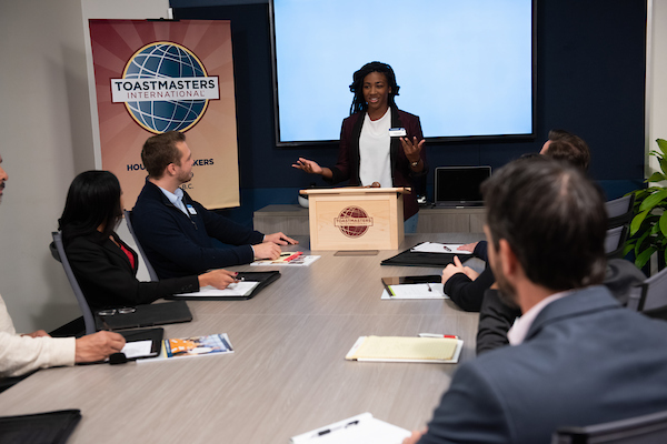 Vox Populi Dublin Toastmasters: Upcoming Events