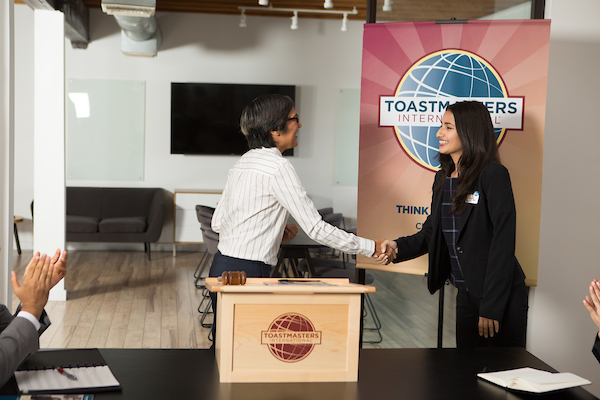 Vox Populi Dublin Toastmasters: Get Started With Vox Populi